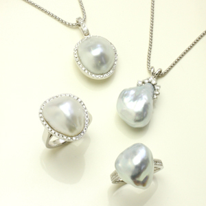 Baroque Pearl - RIZ Jewelry